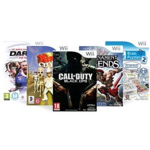 Pack 5 jeux de sport - Wii NONAME
