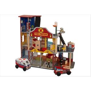 Caserne de pompiers en bois KidKraft KIDKRAFT