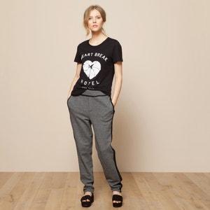 T-Shirt mit rundem Ausschnitt ZOE KARSSEN