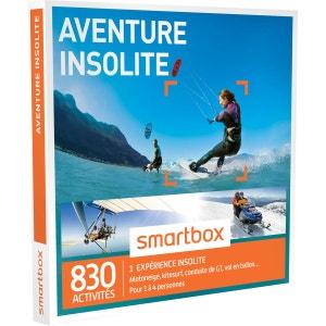 Aventure insolite - Coffret Cadeau SMARTBOX