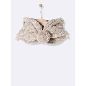 Col en tricot fille CYRILLUS