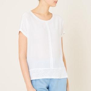 T-shirt bimatière VOYAGE GERARD DAREL
