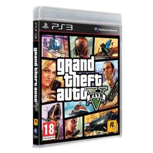 Grand Theft Auto V PS3 ROCKSTAR GAMES