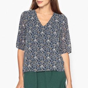 Блузка с рисунком PAQUERETTE GARANCE