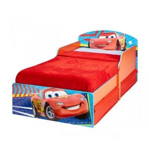 Lit Enfant Cars Cosy avec Tiroirs 70x140 - Terre de Nuit TERRE DE NUIT
