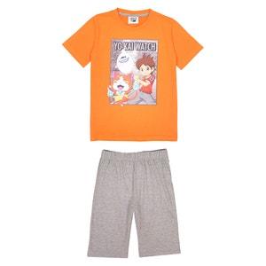 2-Piece Short Pyjamas, 6-12 Years YO KAI WATCH