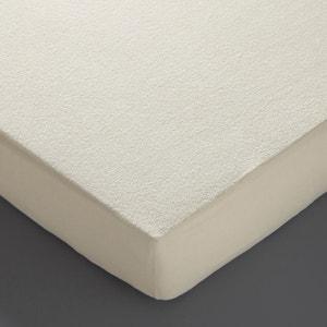 Organic Towelling Mattress Protector La Redoute Interieurs