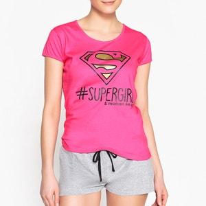 Pigiama corto in cotone, fantasia DC Comics Superman DC COMICS