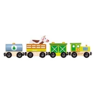 Train Story Ferme JANOD