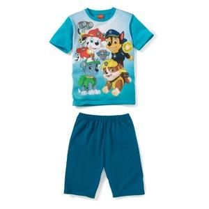 Pijama curto estampado, 2 - 8 anos PAT PATROUILLE