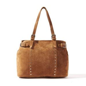 sac a main cuir camel