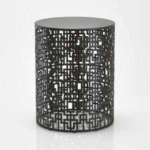 Bout de canapé en métal ajouré, GUEISHI La Redoute Interieurs