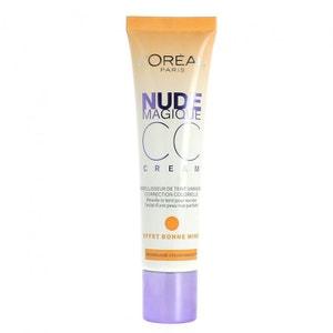 Nude Magique CC Cream Bonne Mine L'Oréal Paris - Teinte Universelle L'OREAL PARIS
