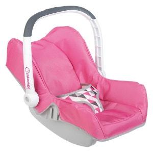 Cosy pour poupées : Siège Bébé Confort rose SMOBY