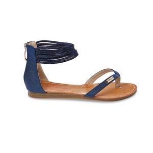Ginkgo Flat Sandals LES TROPEZIENNES PAR M.BELARBI