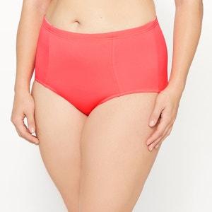 Steunende bikini slip, hoge taille CASTALUNA