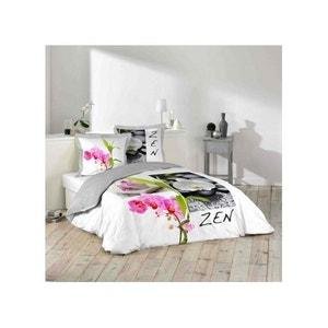 couette zen la redoute. Black Bedroom Furniture Sets. Home Design Ideas