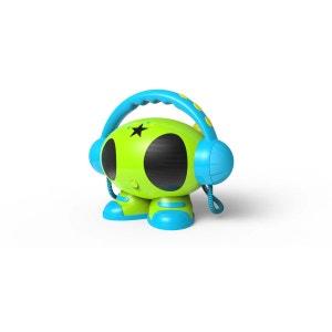 Lecteur bleu vert jaune MP3 USB avec enregistreur vocal 2 micros BIG BEN