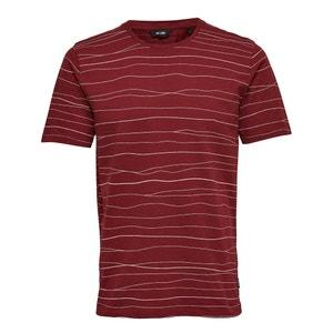 T-Shirt mit rundem Ausschnitt und Aufdruck ONLY & SONS