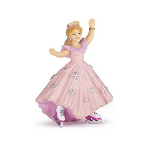 Princesse rose aux patins à glace PAPO