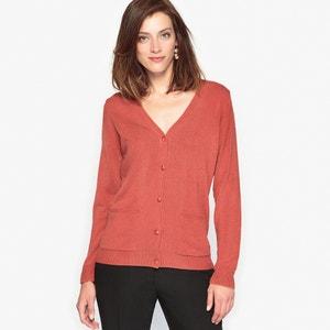 Sweter rozpinany, w dotyku niczym kaszmir ANNE WEYBURN