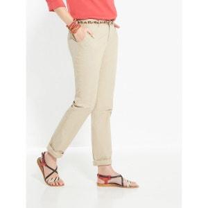 Pantalon type chino ajusté, spécial grande BALSAMIK
