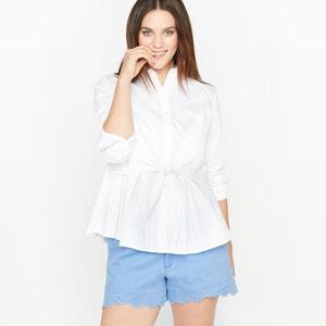 Camisa com aba CASTALUNA