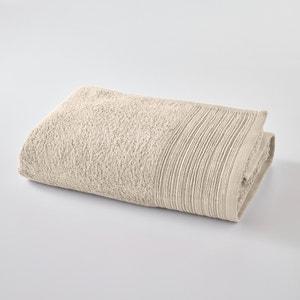Plain Organic Cotton Towelling Maxi Bath Sheet SCENARIO