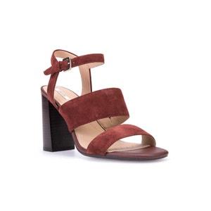 D Audalies H Heeled Sandals.. GEOX