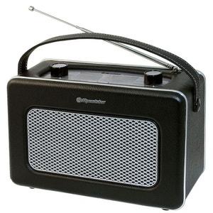 Radio ROADSTAR Radio Rétro Portable TRA 1958/BK TRA 1958/BK ROADSTAR