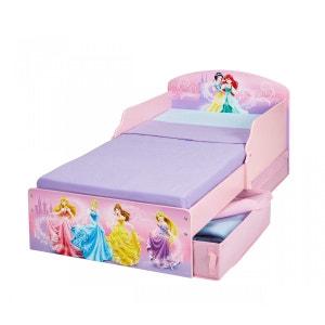 Lit Enfant Princesses Cosy avec Tiroirs 70x140 - Terre de Nuit TERRE DE NUIT