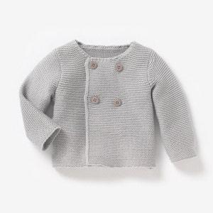 Cardigan tricot 0 mois-3 ans R essentiel