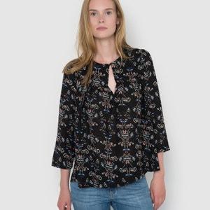 Bedrukte blouse Lancelot SUNCOO
