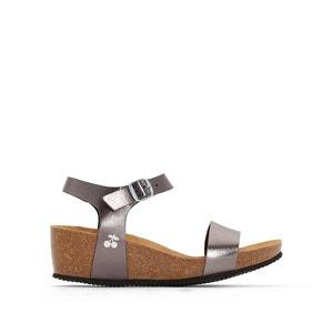 Sandálias de cunha Astrid LE TEMPS DES CERISES