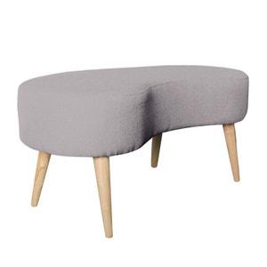 banc bout de lit la redoute. Black Bedroom Furniture Sets. Home Design Ideas