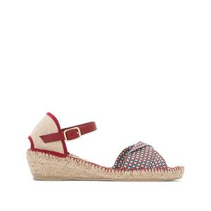 Sandalias con tacón de cuña Benji PARE GABIA