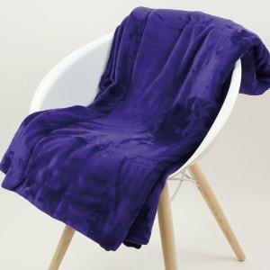 couverture turquoise la redoute. Black Bedroom Furniture Sets. Home Design Ideas