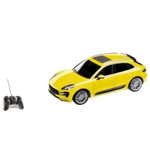 Voiture radiocommandée : Porsche Macan Turbo jaune MONDO