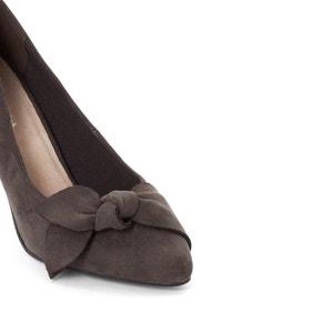 Czółenka z kokardką na szeroką stopę 38-45 CASTALUNA