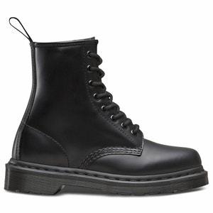 Boots cuir à lacets 1460 DR MARTENS