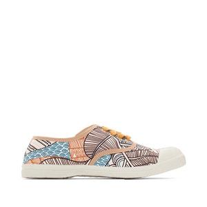 Zapatillas estampadas BENSIMON