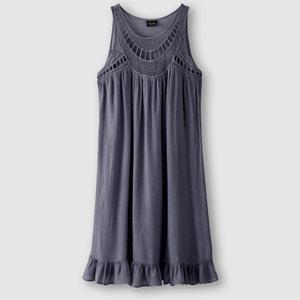 Vestido evasé sin mangas VILA , VIHANSINA DRESS CAMP VILA