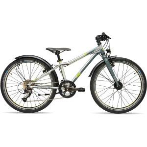 XXlite elite 24 18-S - Vélo enfant - gris/argent S'COOL
