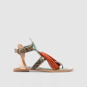 Sandales cuir MEHER KAKALIA