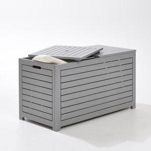 Outdoor Acacia Rectangular Storage Box LES PETITS PRIX