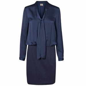 Short Plain Dress with Long Sleeves VERO MODA