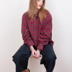 Pantalon jupe-culotte en jeans WYLDE