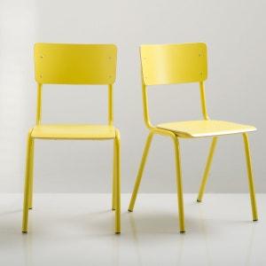 Lote de 2 cadeiras de escola, Hiba La Redoute Interieurs