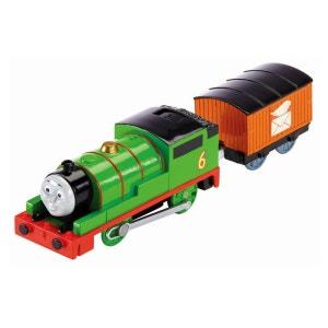 Locomotive de luxe motorisée Thomas et ses amis : Percy FISHER PRICE