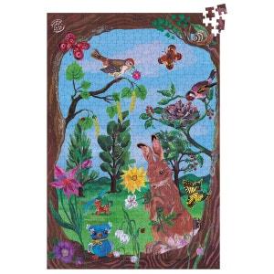 Puzzle 500 pièces : Au bois par Nathalie Lété VILAC